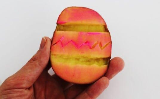 DIY Aardappel stempels maken