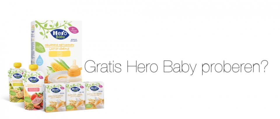 Gratis Hero Baby proberen?
