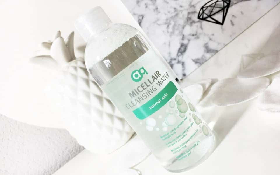 Review | Action Micellair Cleansing Water