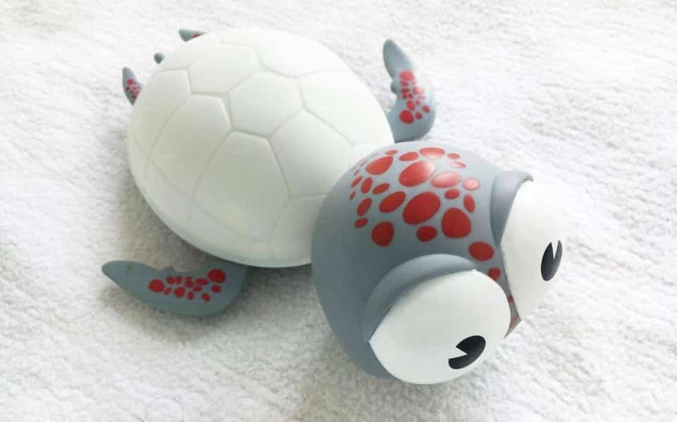 Schildpad Gus beschermt je tegen enge dromen