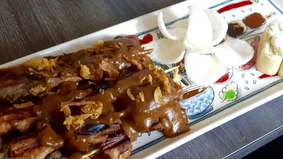 Gemarineerde saté | Recept