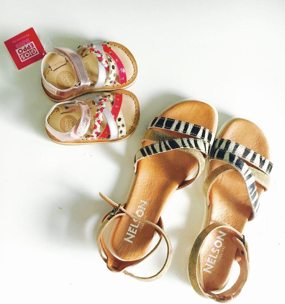 Moeder en dochter sandalen trend | Summer Twinning