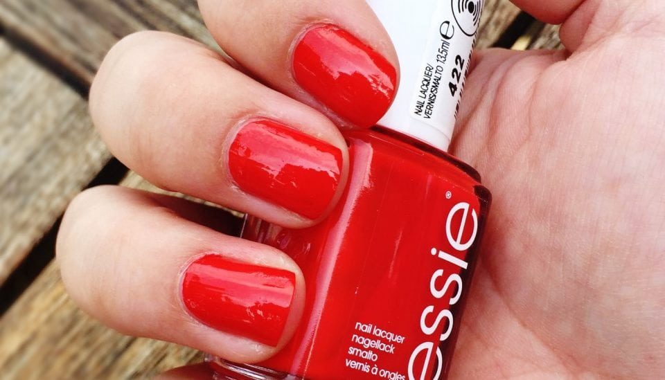 Essie 422 Hiking Heels | Dé nagellak voor een Ibiza party