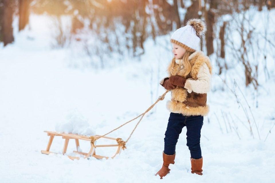 Winterjas voor je kind uitzoeken, wat een uitdaging!