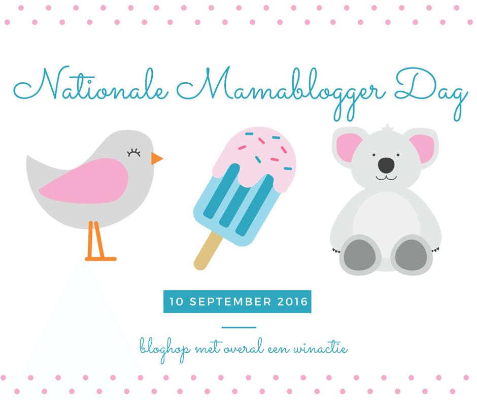 54 winacties op Nationale Mama Bloggers Dag | Win Sans Online Shoptegoed!