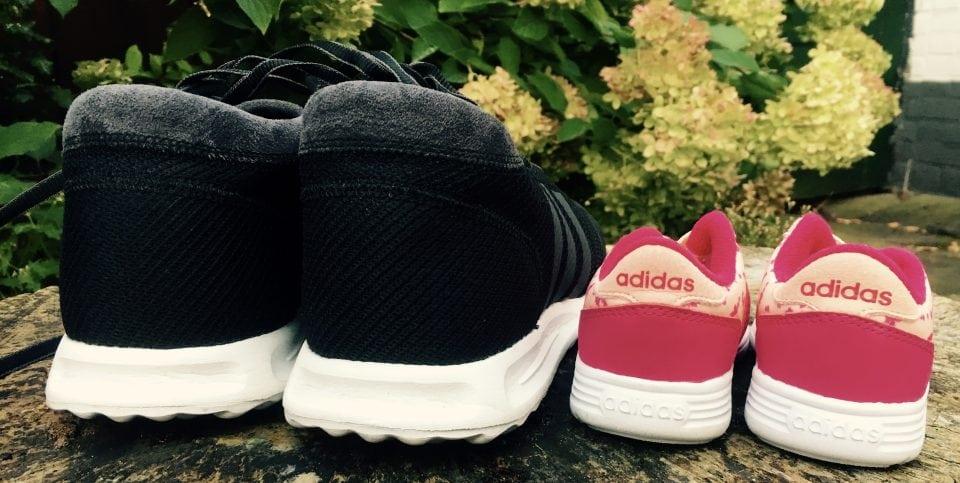 Matching vader en dochter sneakers mét korting!