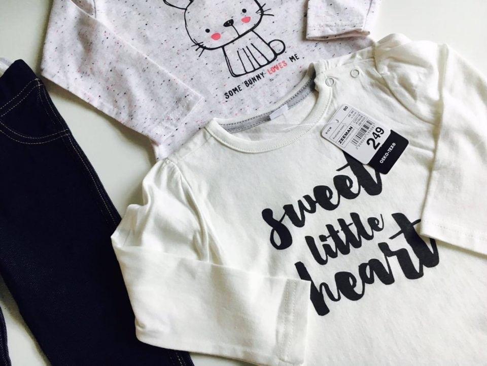 Herfst Shoplog | Nieuwe kleding voor Leia en Mama
