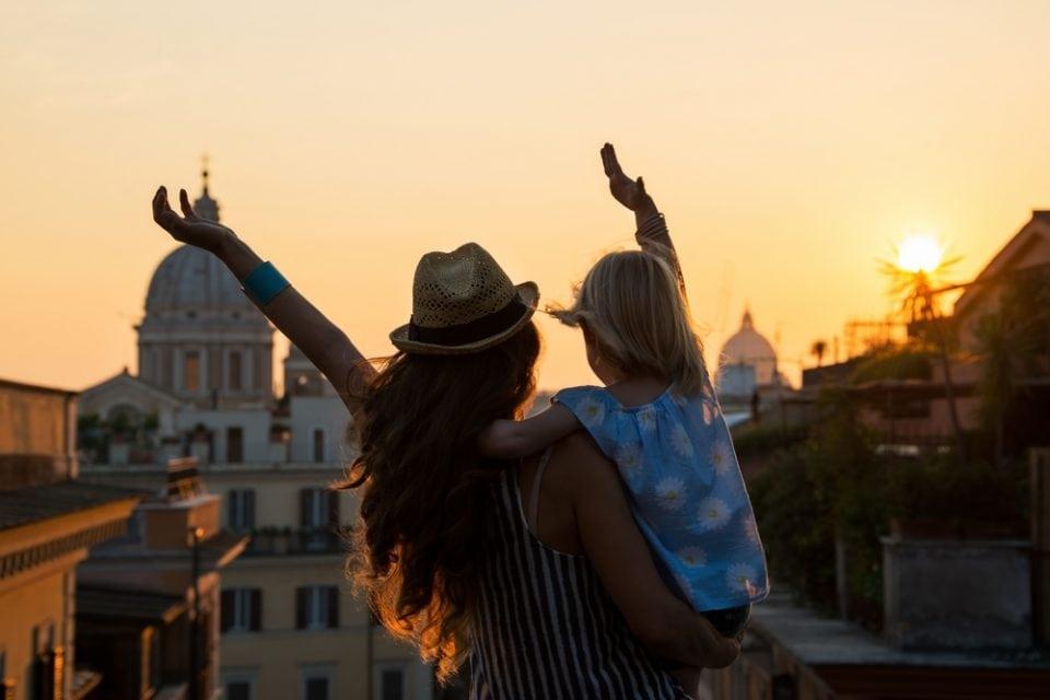 Een citytrip naar Rome met je kind?