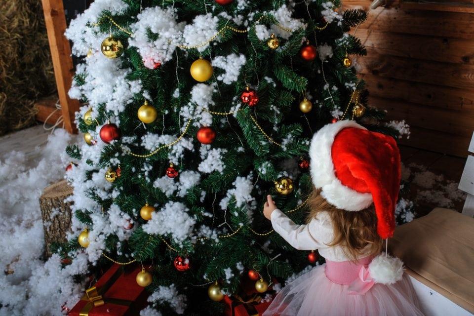 Wanneer beginnen met kerstversiering?