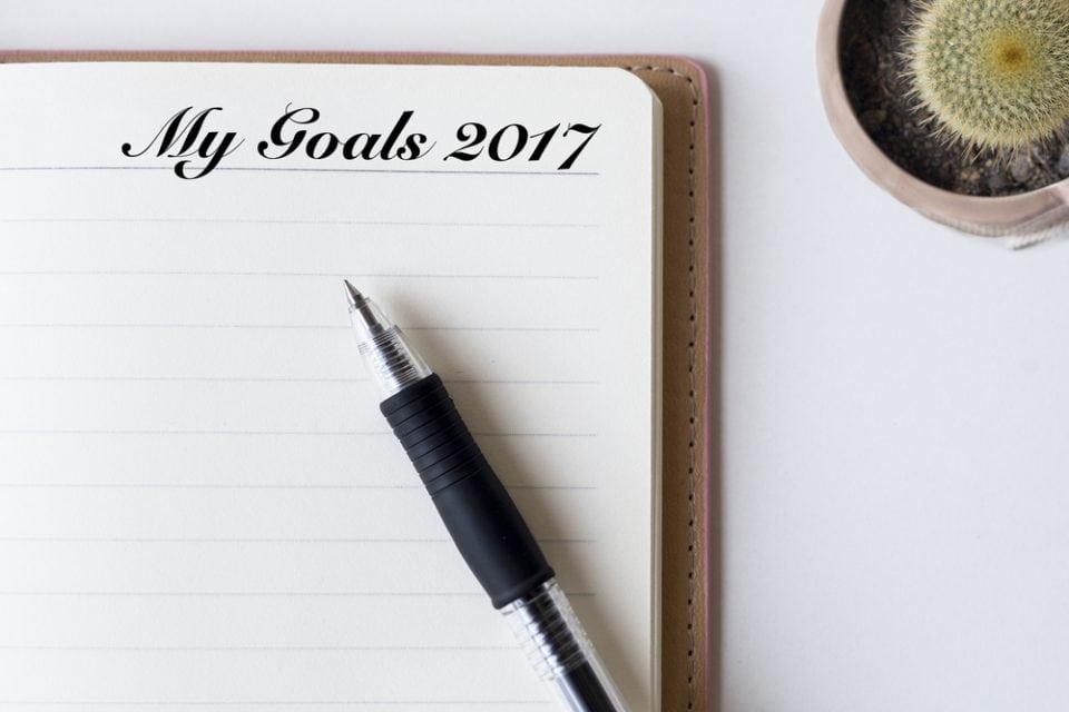 Personal | Een nieuw jaar met nieuwe doelen