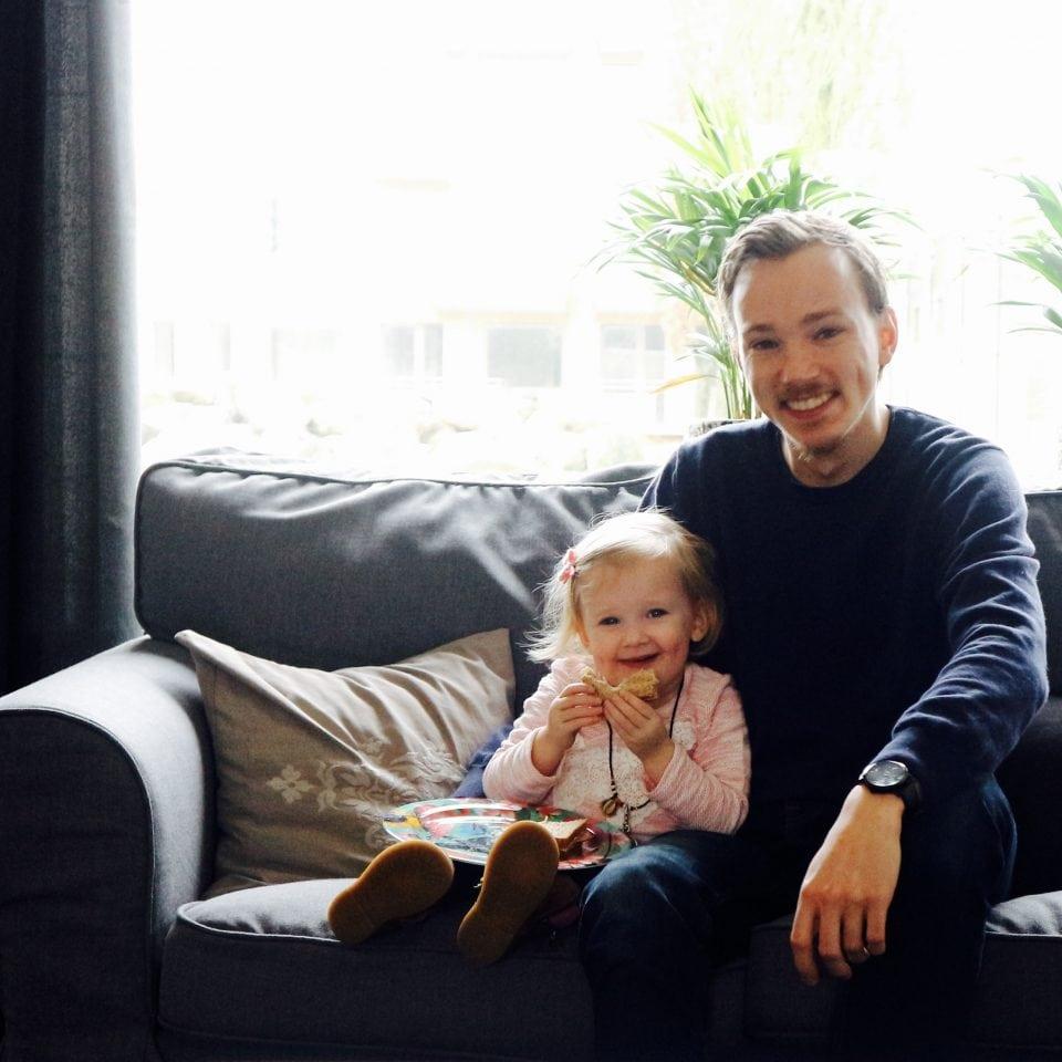 Shoplog Adam Brandstore | Papa in het nieuw