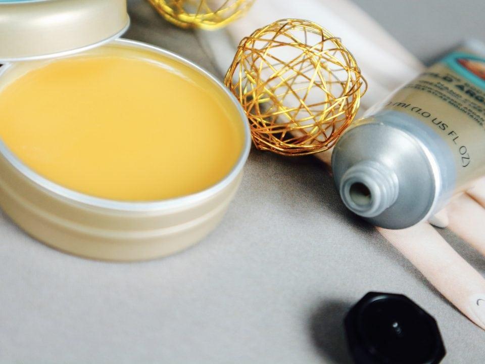 The Body Shop   Wild Argan Oil Handcream + Lip oil