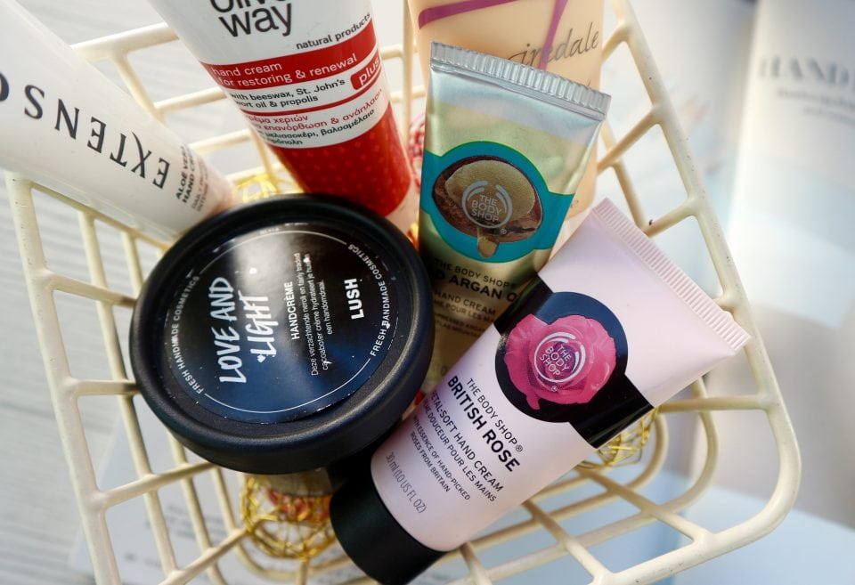 Handcreme Test : met oa The Body Shop, Extenso, Vichy, Lush en meer