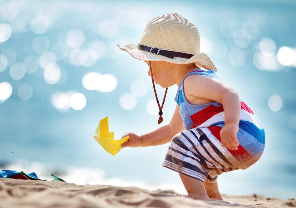 Zomer-EHBO bij kinderen voor een relaxte vakantie