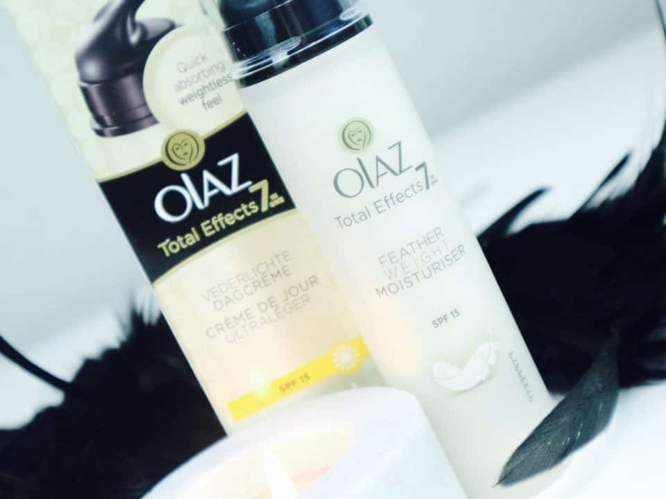 Review | OLAZ Total Effects Vederlichte Dagcrème + Win!