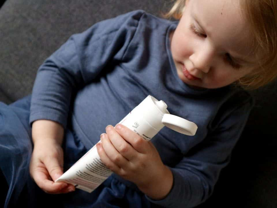 Natuurlijke Babyverzorging zonder schadelijke ingrediënten