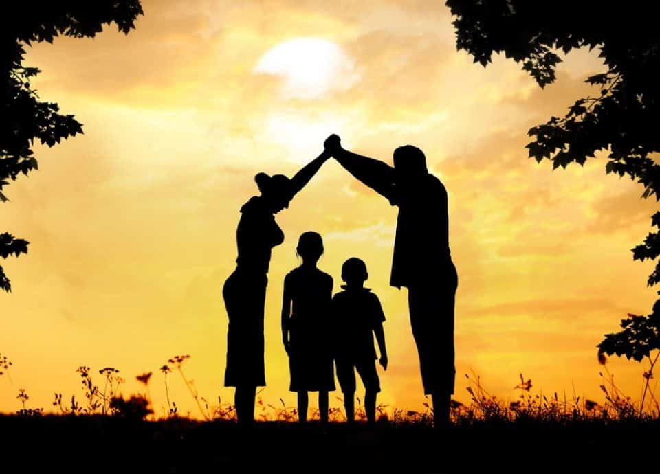 Familie ; Een band voor het leven…en zelfs erna!