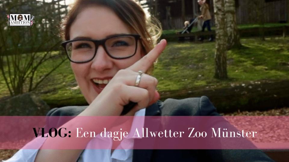 VLOG : Dagje uit naar Allwetter Zoo Münster