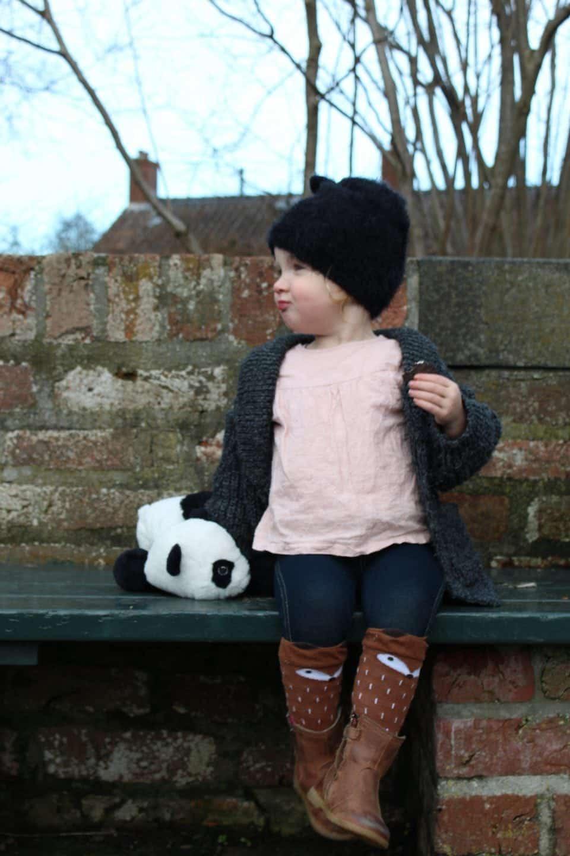 Heerlijke knitwear voor moeder en dochter
