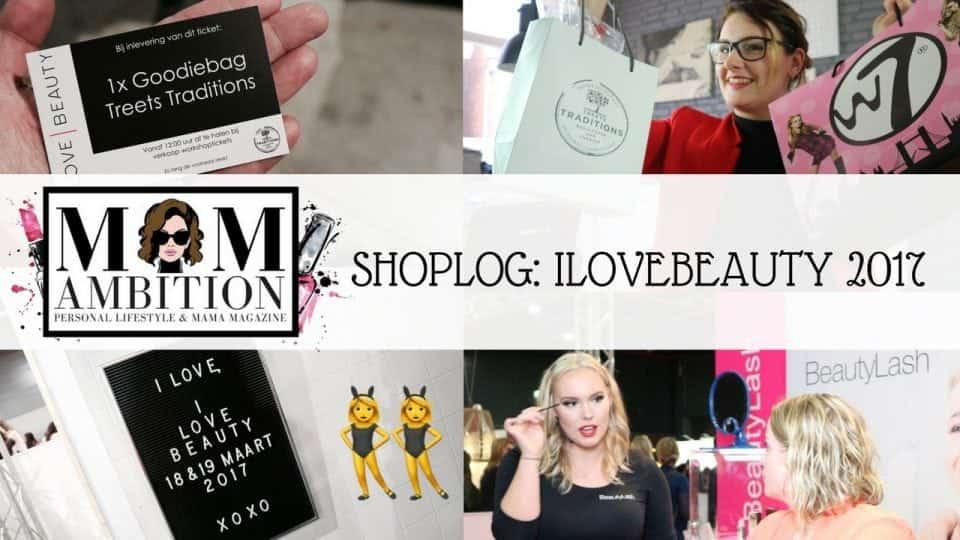 Shopvlog ILOVEBEAUTY Event Utrecht + oproep!