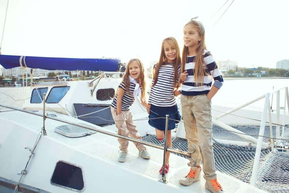 Sailor Girl | 12 x de leukste Navy Style peuter jurkjes voor de lente