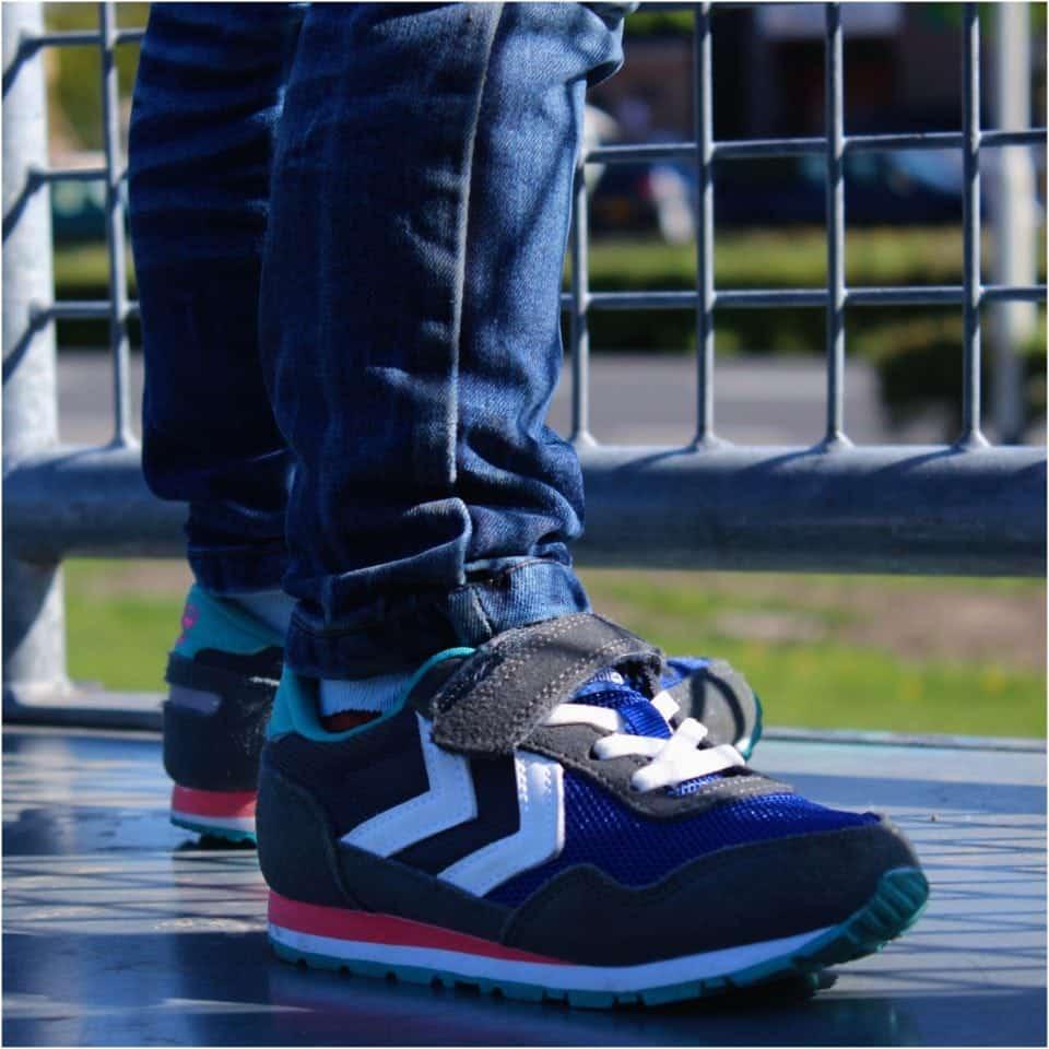 Hummel sneakers voor stoere jongens!