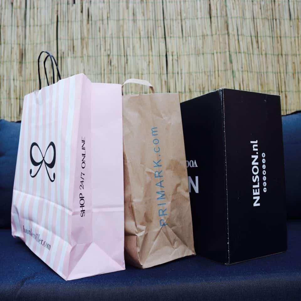 Zomer Shoplog van o.a. Primark, Hunkemöller, C&A en Nelson