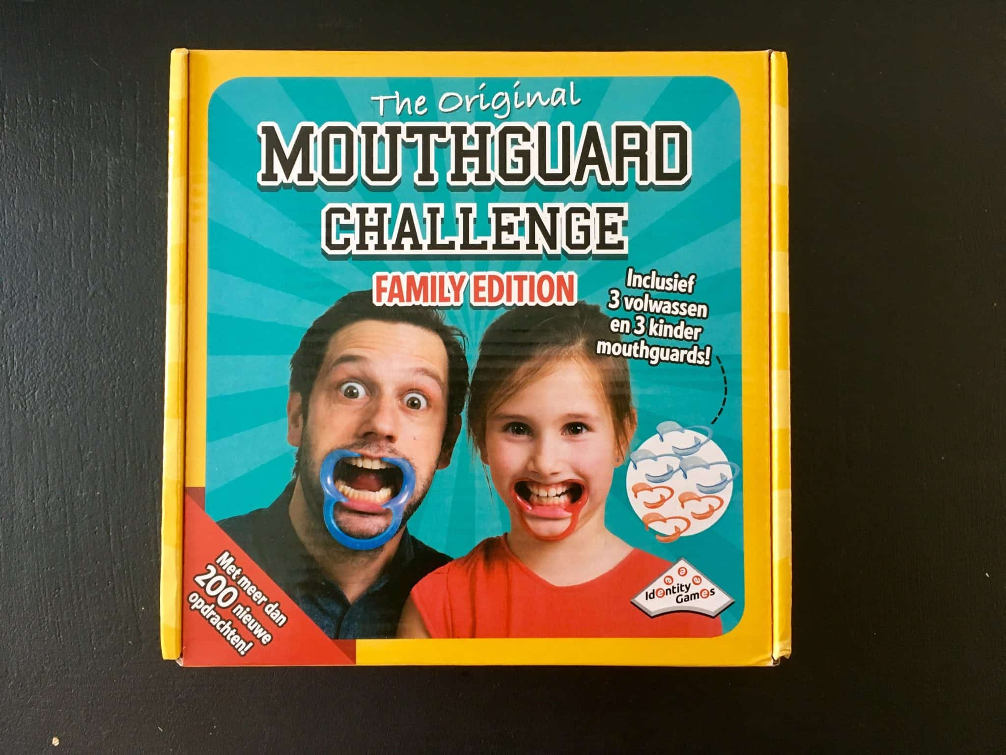 Mouthguard Challenge Family Edition