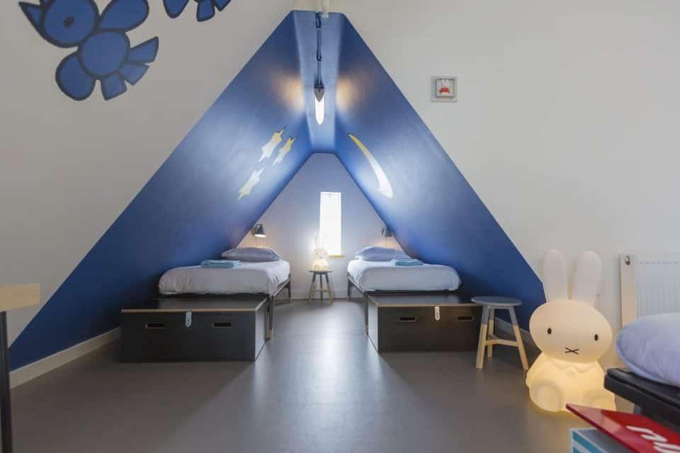 Hoera! De Nijntjekamer in het StayOkay is geopend! Kom je ook logeren?