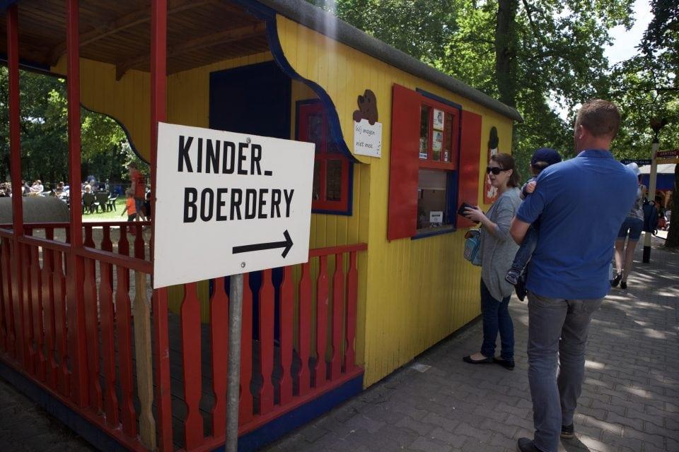 Hotspot in Twente | Kinderboerderij Dondertman in Holten