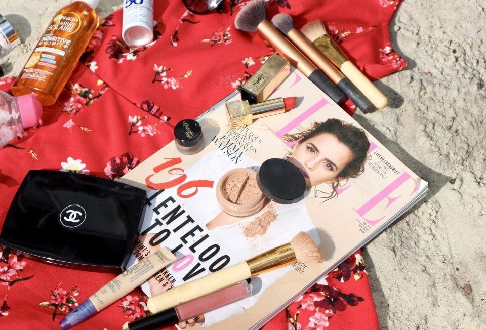 Mijn favoriete beauty producten in de zomer