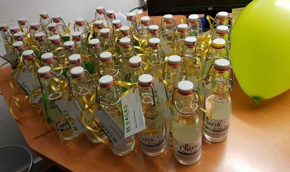 Glasverpakkingen.nl: Eigenbelang boven klantenbelang