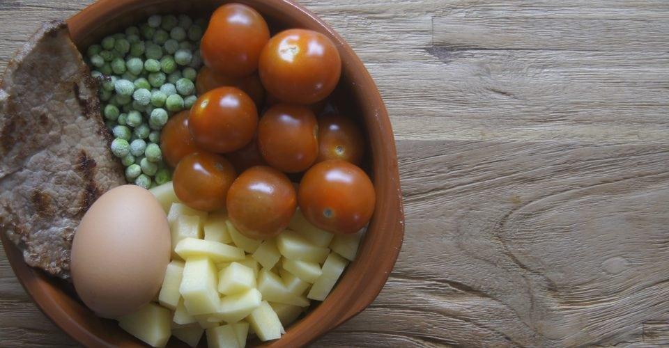 Baby Recept | Rundvlees met tomaat