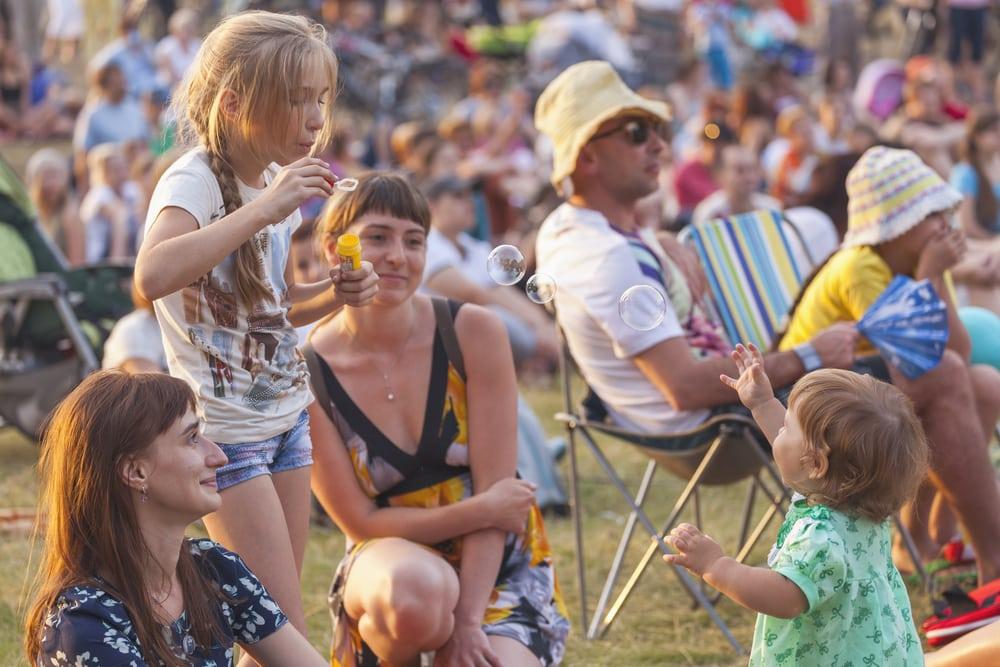 13x de leukste kindvriendelijke festivals in Europa