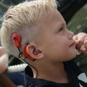 doof juiste wijze zwemles doof kind