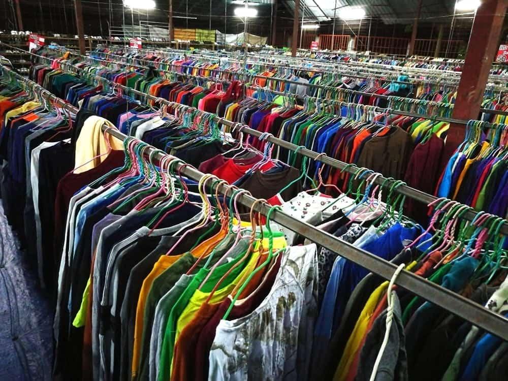 Tweedehands kleding, vies of juist duurzaam?