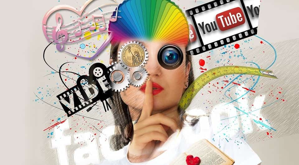 Stop de afleiding van telefoon en Social Media