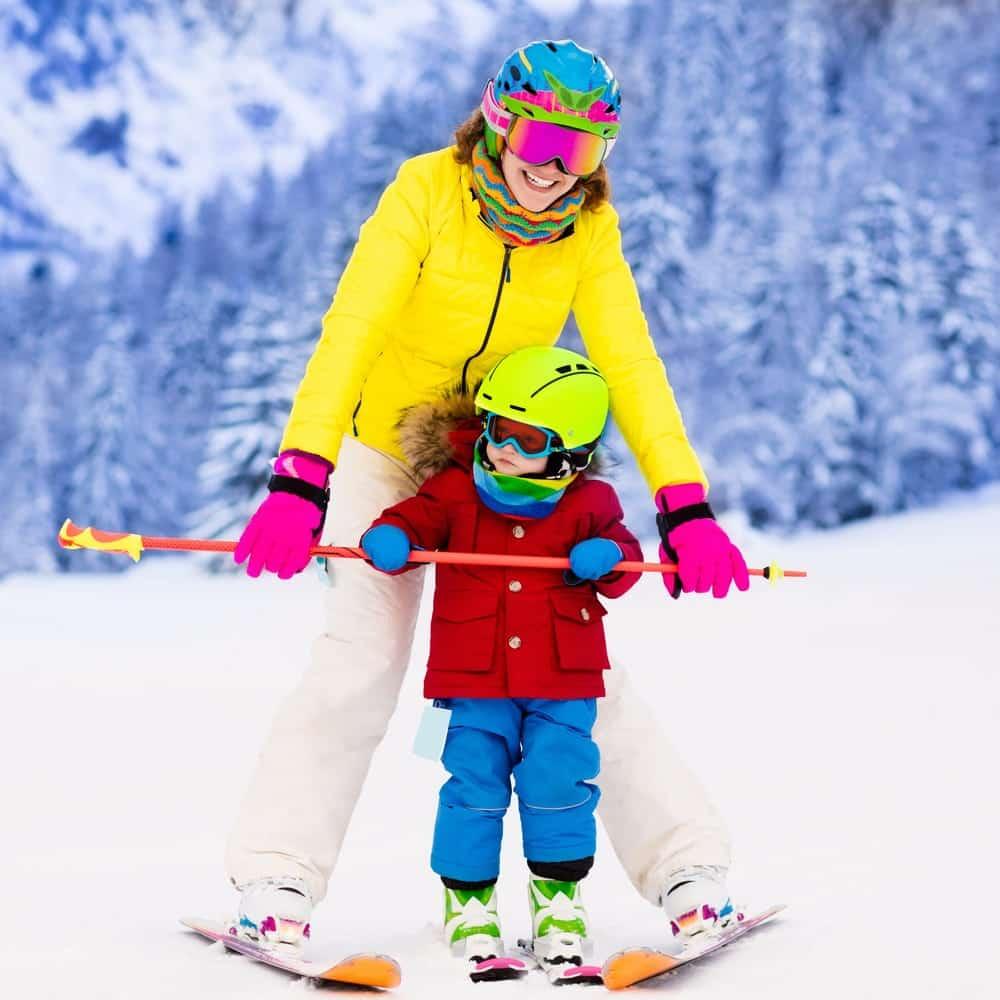 Wintersport: zelfverzekerd de piste af met 10 pisteregels