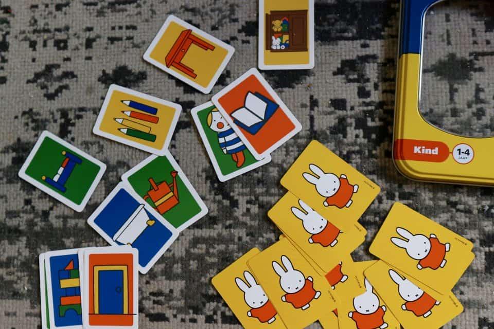 3 x Nijntje spellen voor het najaar
