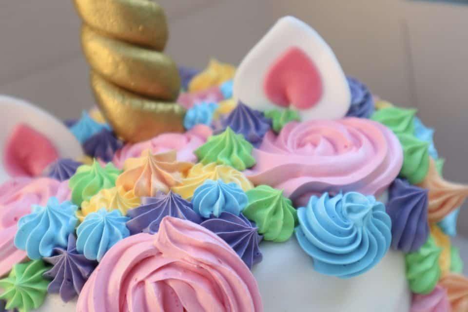 unicorncake Eenhoorn taart buffetten boer buffet