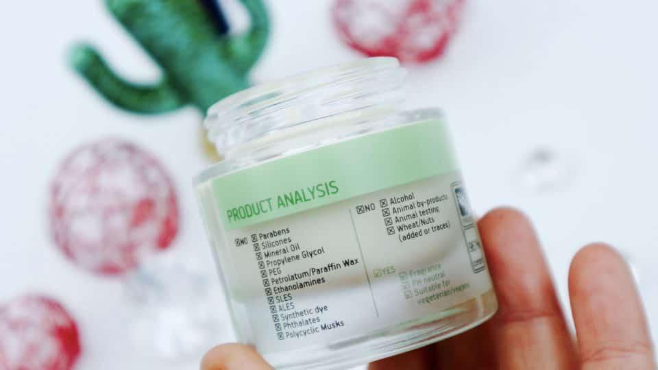 Vegan Skincare | Oliveway Oogcreme tegen kringen en wallen