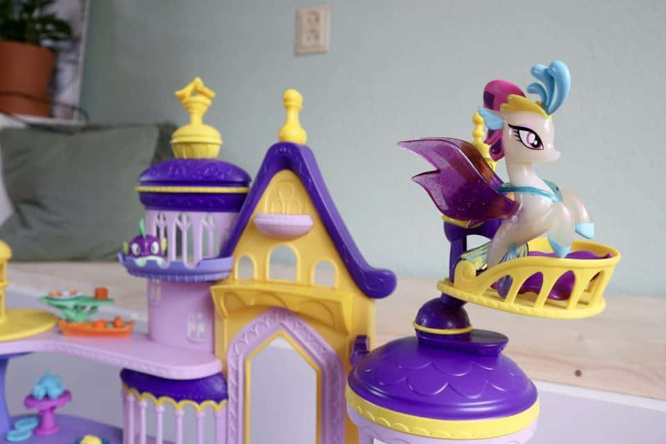My Little Pony Kasteel : Seaquestria en Canterlot