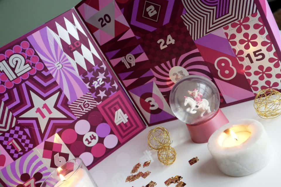 The Body Shop Adventskalender 2017