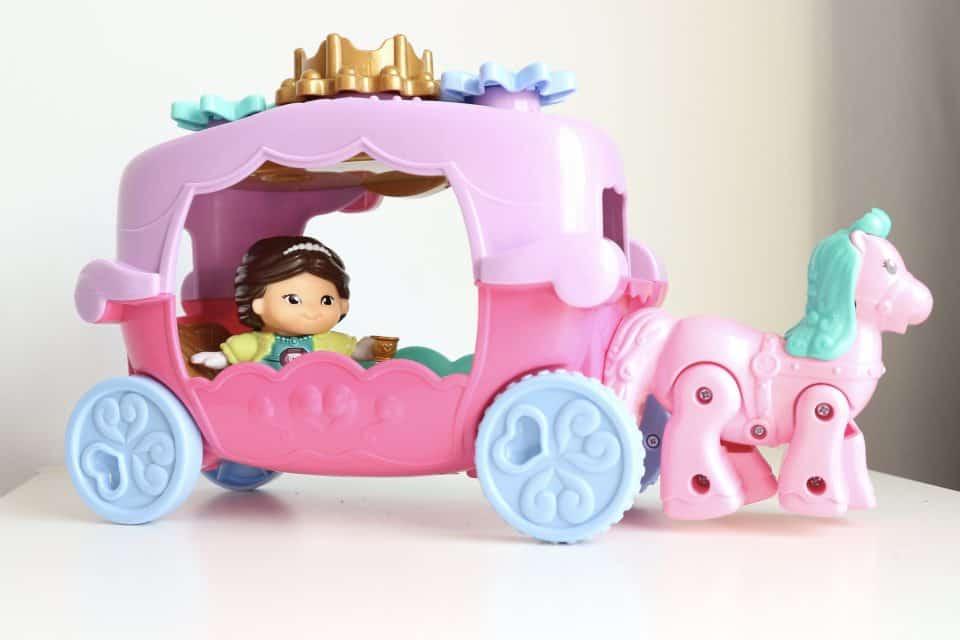 #VTech25jaarbloghop | WIN de Vrolijke Vriendjes Magische Koets met Prinses Tess