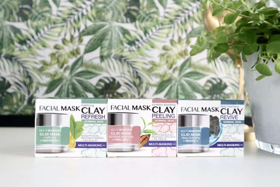 Beauty | Multi Masking Clay Maskers van Action