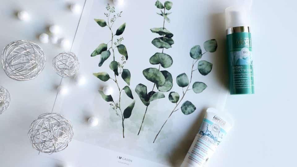 Skincare | Lavera Hydro Effect Serum en Handcrème