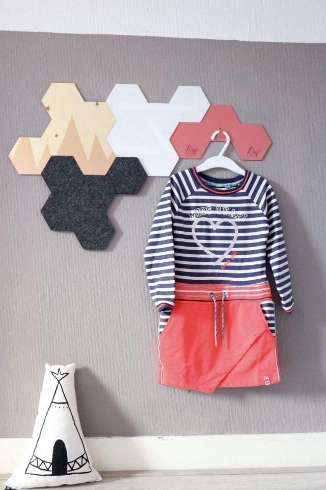 Valence Design Wandsysteem quapi kidswear quapi gillian