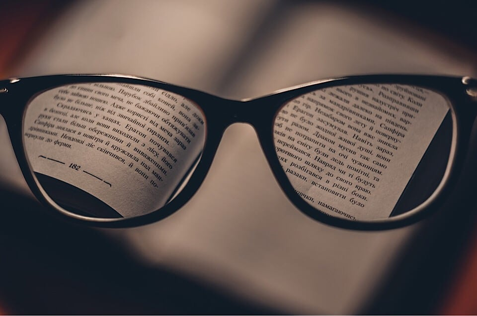 Slechte ogen, mijn peuter moest een bril
