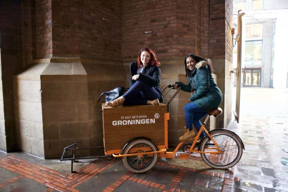 week 5 – 2018 : Er gaat niets boven Groningen
