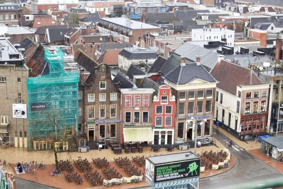 week 5 2018 | Groningen stad